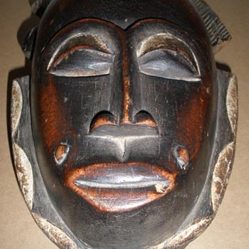 Baule mask - Visual Art