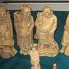 Ivory figures