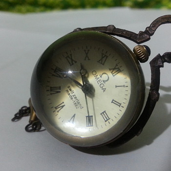 Omega pocket watch, swit zerland made - 1882