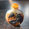 Agate Tortoise Snuff Bottle