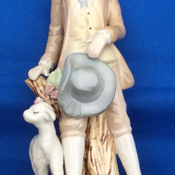 Antique / vintage figurine