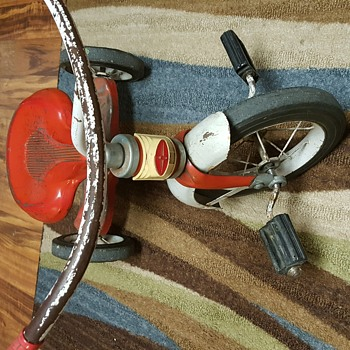 Need Help Identifying My Tricycle - Toys