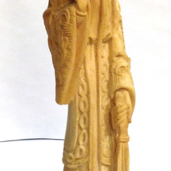 Confucius Figurine - Asian