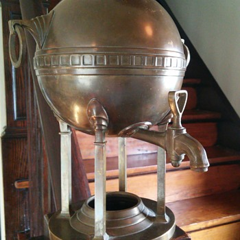 Neat brass/copper samovar - Kitchen