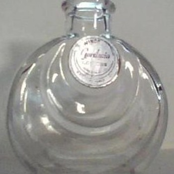 Vintage Cologne Bottle