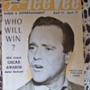 Jack Lemmon Oscar Host Las Vegas TeeVee Booklet
