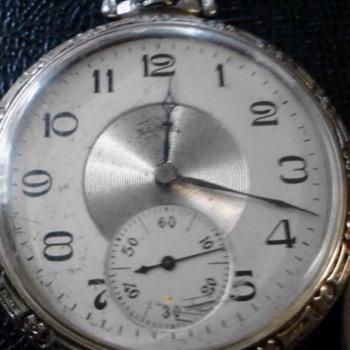 "1926 Illinois Pocketwatch Company ""Precise"" Pocketwatch - Pocket Watches"
