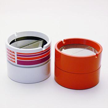MALLORCA ashtrays, André Ricard (1970) - Tobacciana