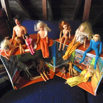 Barbie Party Penthouse Hangover Edition - Dolls