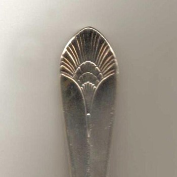 "DJ Korea ""Marquis"" Pattern Spoon - Kitchen"