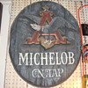 Michelob Beer Sign From the 1970's...