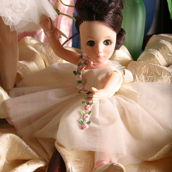 Childhood dolls. still beautiful.