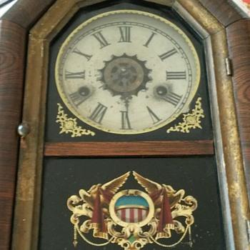 William L Gilbert Clock - Clocks