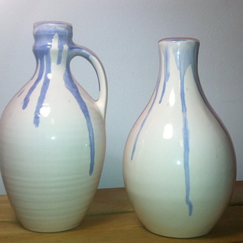 Mystery Jugs - Art Pottery