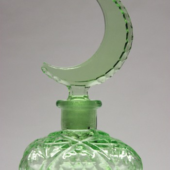 Crescent Moon Bottle - Bottles