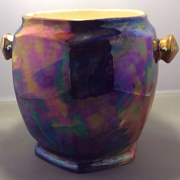 Cookie jar ? - Art Pottery