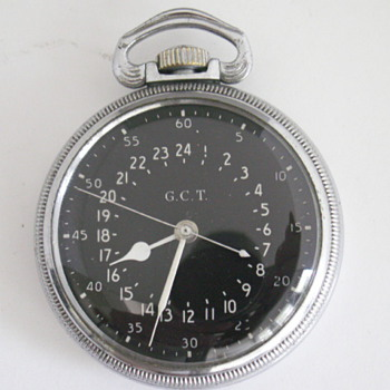 Hamilton 4992B - Pocket Watches
