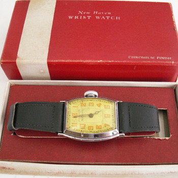 New Haven Wrist Watch - Wristwatches