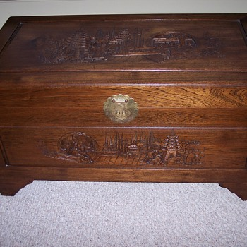 George Zee chest. - Furniture