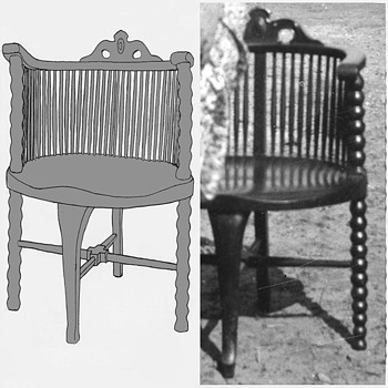 Is this a Windsor chair?
