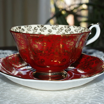 Royal Albert Tea Cup and Saucer