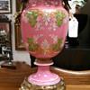 Victorian Pink Urn