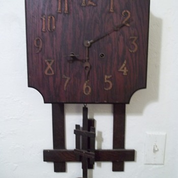 Early American Clock - Clocks