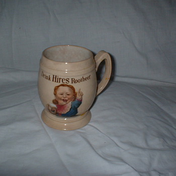 Root Beer Mug - Advertising