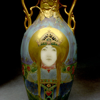 Renaissance Princess by Amphora - Art Pottery