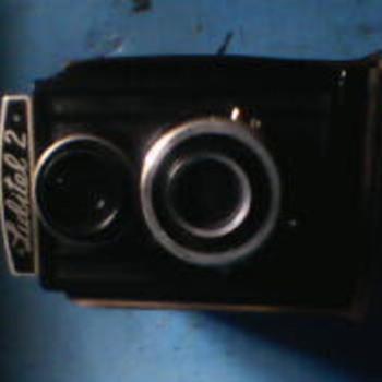 1950s  OLD LUBITEL CAMERA - Cameras