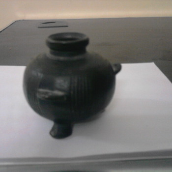 My Great grandfather`s Inkpot