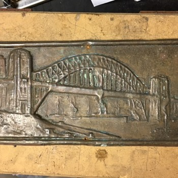 (Scrapping) 'The Hecla Fire' 1930's Electric Radiator