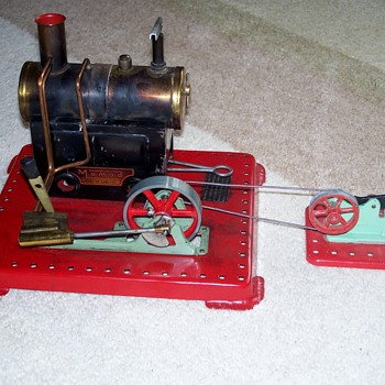 Mamod Steam Engine