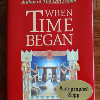When Time Began by Zecharia Sitchin - Books