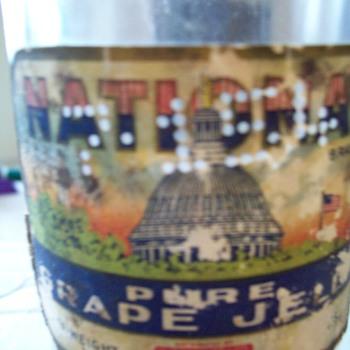 National Tea Glassware