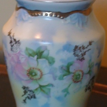 Hand-Painted Sugar Shaker Germany - Kitchen