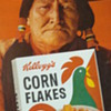 1962 THE EVENING POST CORN FLAKES AD