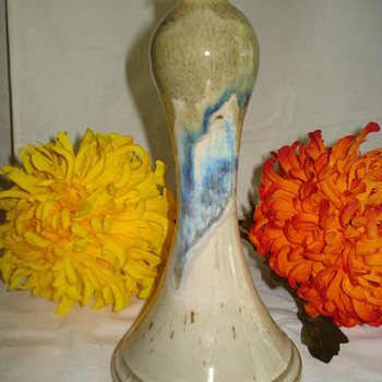 CANDEL HOLDER OR VASE? - Art Pottery