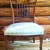 Victorian antique chair?