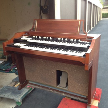 Vintage Hammond A-100 organ - Musical Instruments