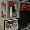 1930s era 8Ball soda mirror