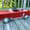 Late '60's AMF Mustang 535 Pedal Car