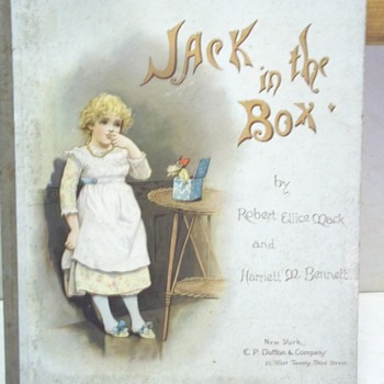 &quot;Jack In the Box&quot; 1880&#039;s - Books