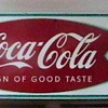 1963 Fishtail Coca-Cola Sign