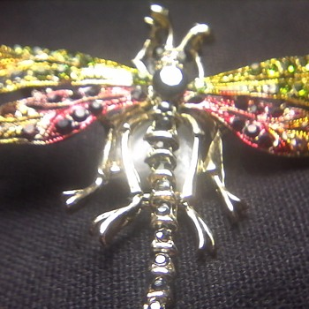 Dragonfly Pin ( For Kyra)