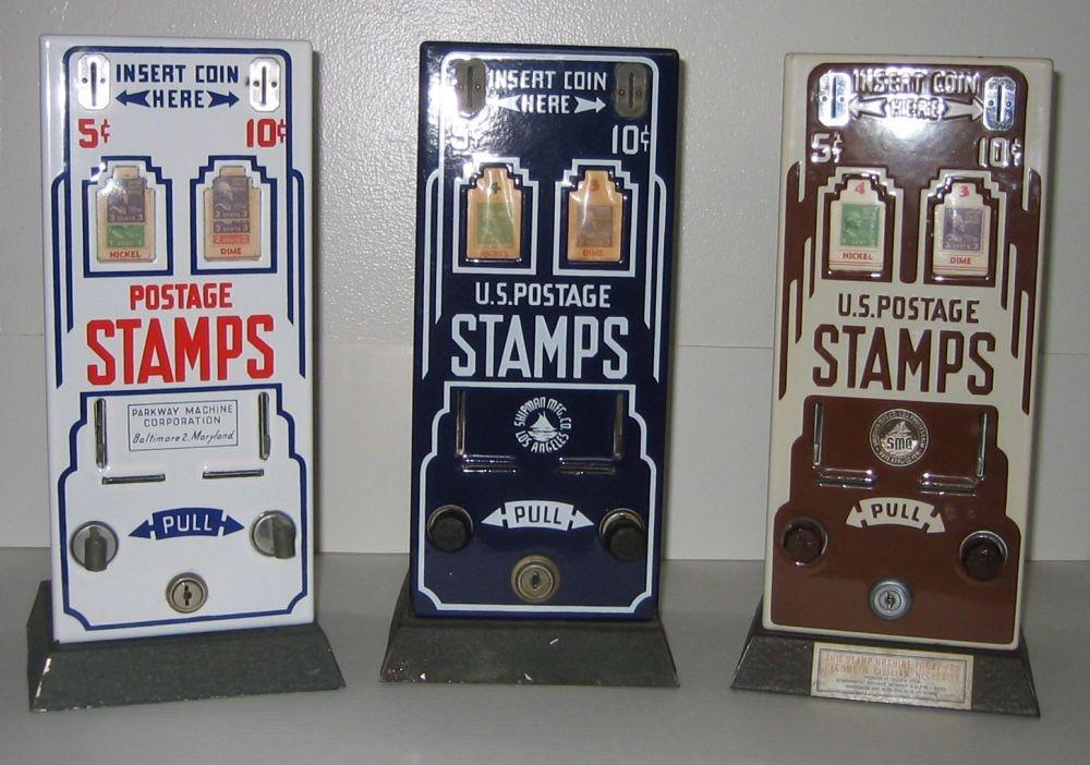 us postage machine