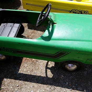 1970s pinto pedal car value?