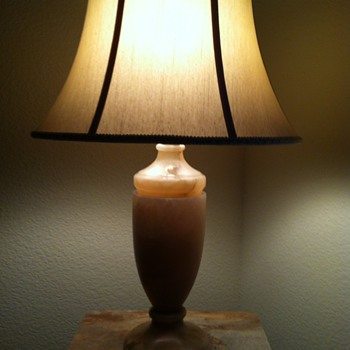 Alabaster lamp? - Lamps