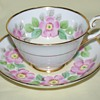 Tuscan Cup and Saucer