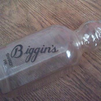 Biggin's milk.